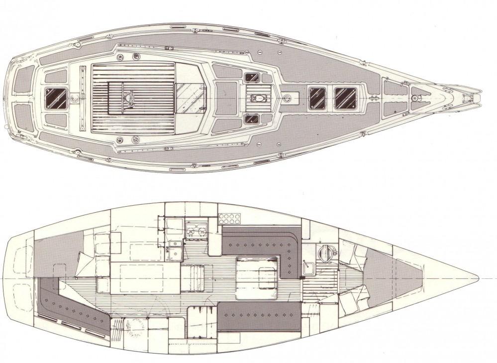 Conyplex Contest 38S layout