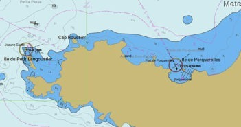 carte nautiche eoSENC