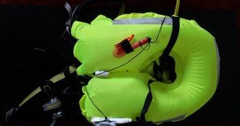 manutenzione del giubbotto salvagente