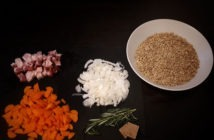 lenticchie in pentola a pressione